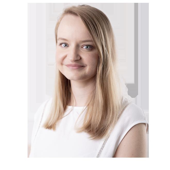 Ing. Lucie Krobová # Profile Image