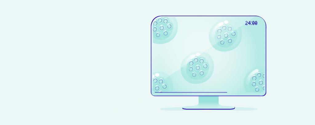 EmbryoScope+: kontinuální monitoring embryí hero-image