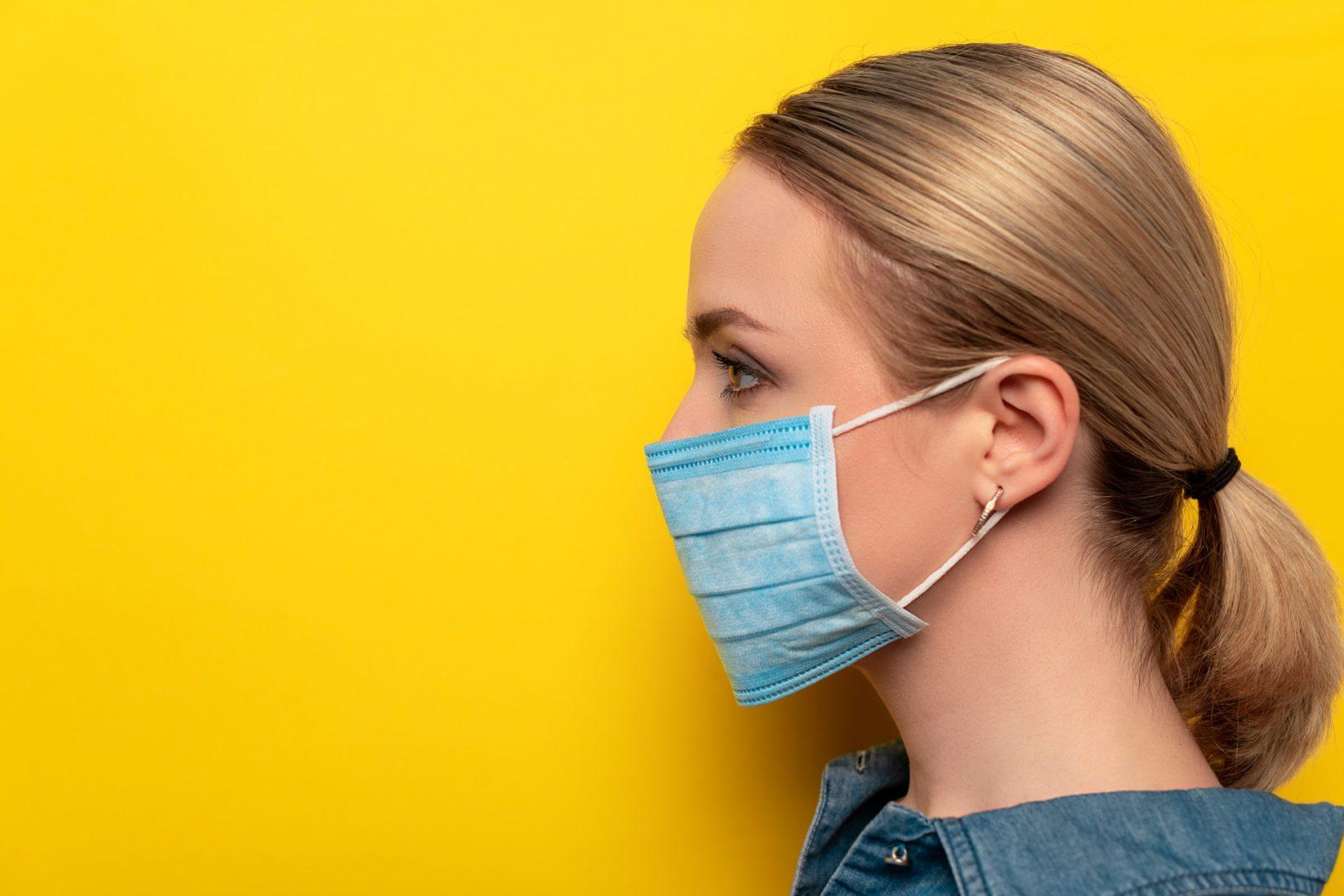 COVID a naše klinika: Fungujeme bez omezení