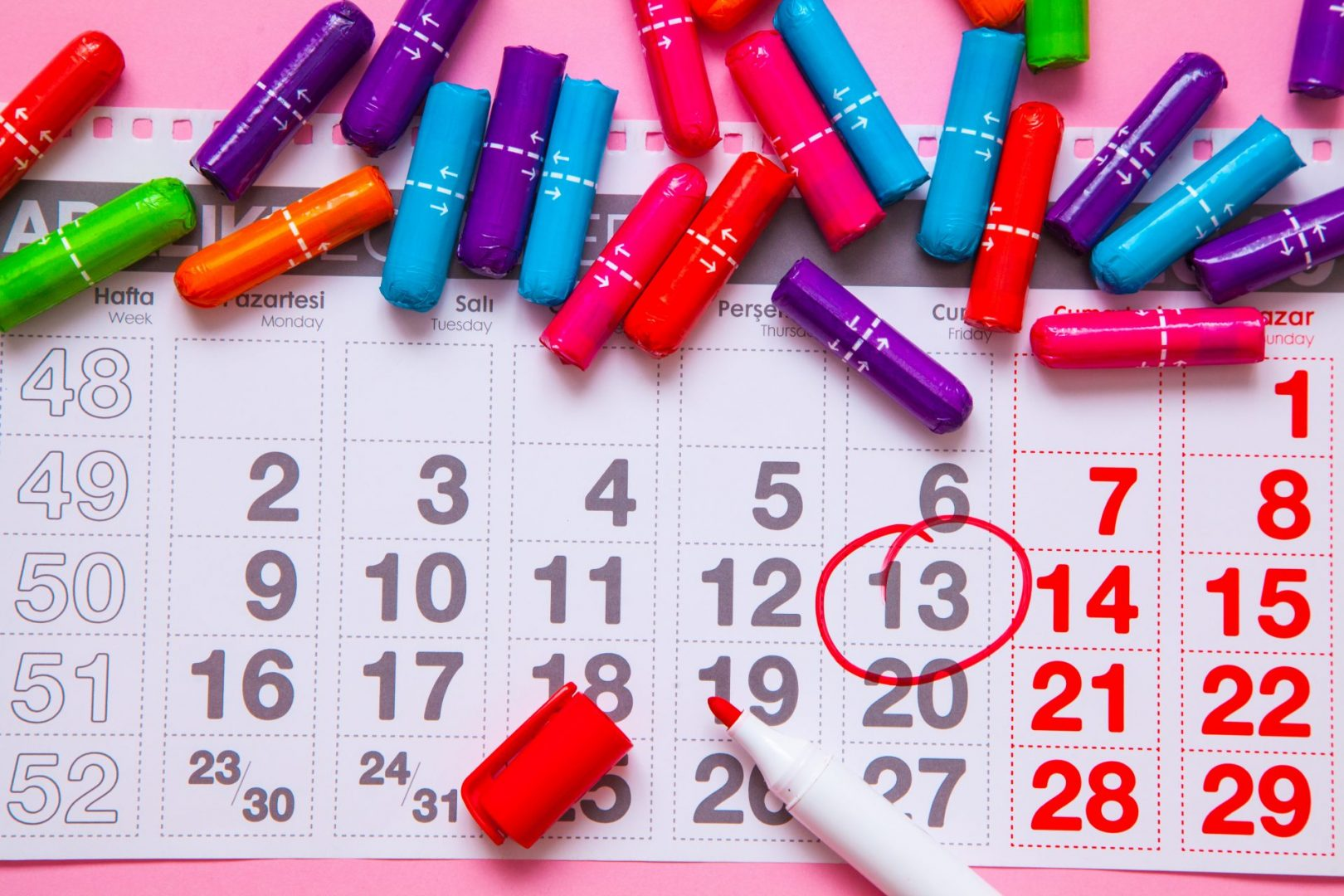 Výpočet ovulace – Jak zvýšit šanci na otěhotnění